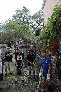 Trinity - Youth Rebuilding New Orleans